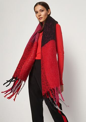 Kuscheliger шарф крупной вязки с Colou...