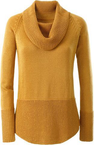 Пуловер с Raglanärmeln