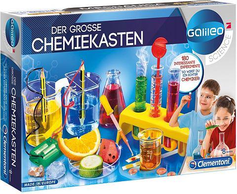 Chemiebaukasten »Der große...