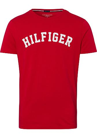 TOMMY HILFIGER Футболка из der Serie »COTTON IC...