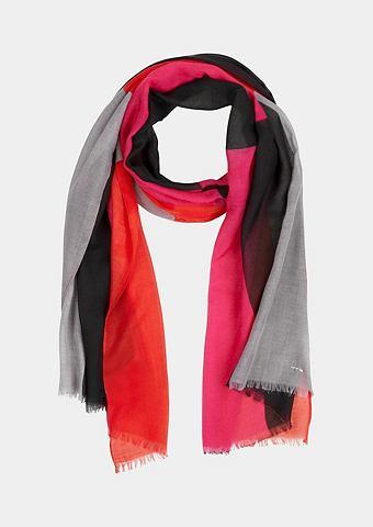 Нежный платок с Colourblocks