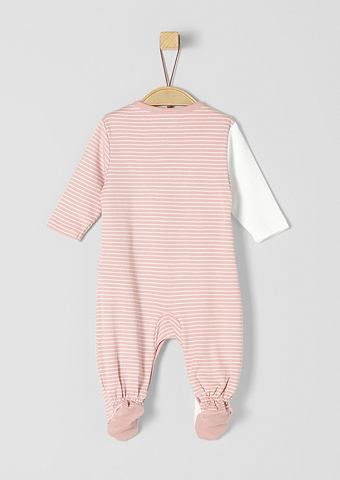 S.OLIVER RED LABEL JUNIOR Ползунки в Streifen-Look для Babys