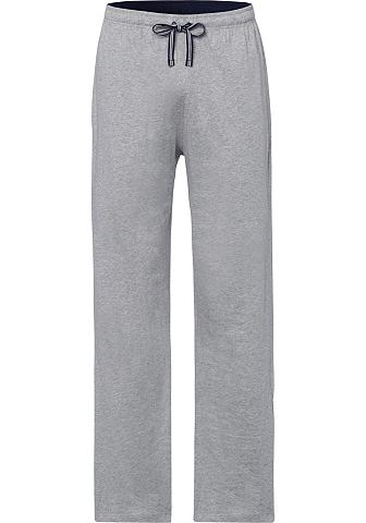 Single трикотаж брюки для отдыха длинa...