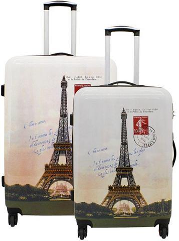 F23 ? набор чемоданов 2-tlg. »Paris&...