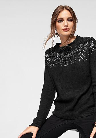 Пуловер с круглым вырезом »STEEN...