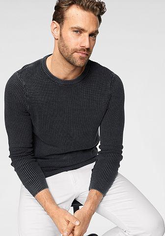 RHODE ISLAND Пуловер с круглым вырезом