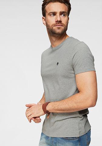 TIMBERLAND Блуза с круглым вырезом