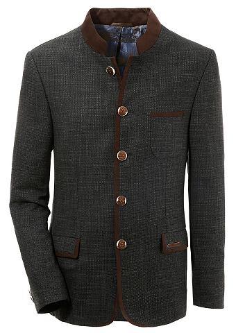 Пиджак в национальном стиле с воротник...
