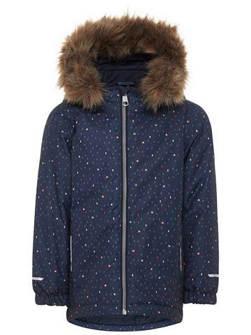 NAME IT Snow08 Funktions- куртка зимняя