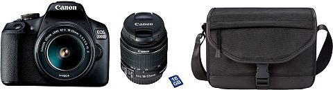 CANON »EOS 2000D EF-S 18-55 IS II Valu...