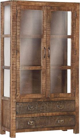GUTMANN FACTORY Шкаф-витрина »Oriental« в ...