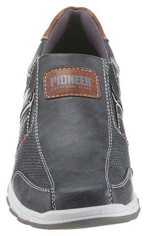 Pioneer Authentic джинсы туфли-слиперы...