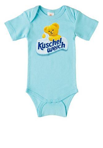LOGOSHIRT Боди с niedlichem Kuschelweich-Logo