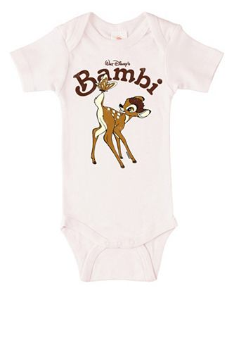 LOGOSHIRT Боди для младенцев с Bambi-Druck