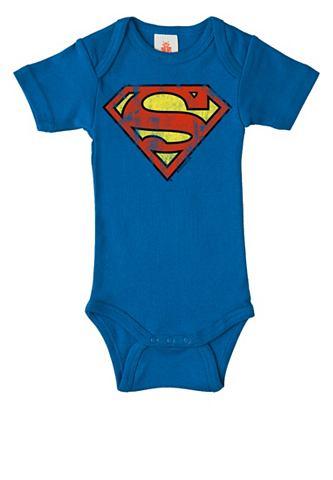 LOGOSHIRT Боди с Superman-Logo
