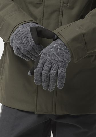 JACK WOLFSKIN Флисовые перчатки »AQUILA перчат...