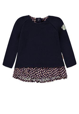 Пуловер 2in 1 стиль