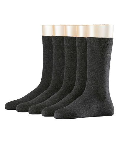 Носки 5er-Pack одноцветный носки (5 па...