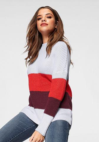 ONLY Пуловер с круглым вырезом »ADDIS...