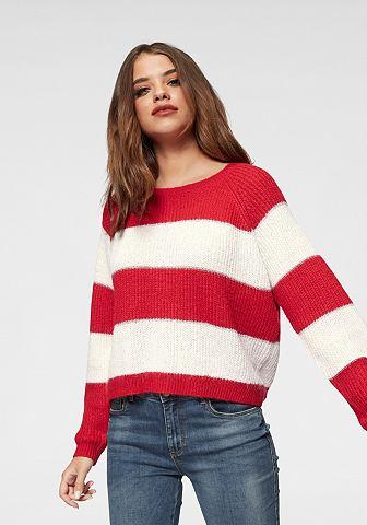 ONLY Пуловер с круглым вырезом »MALON...