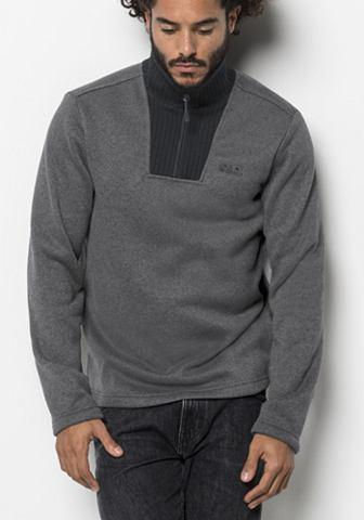 JACK WOLFSKIN Флисовий пуловер »SCANDIC пулове...