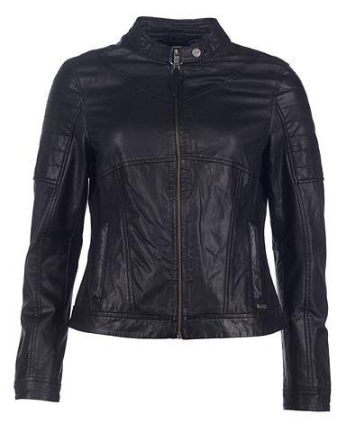 Куртка кожаная »Aayana«