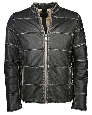 Куртка кожаная в Bikerstil »Hosp...