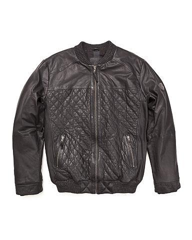 MUSTANG Куртка кожаная »Acton«