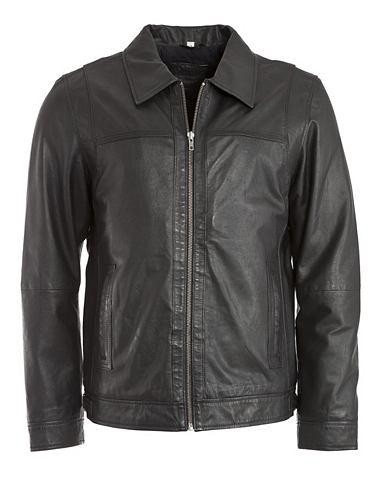 Куртка кожаная в Bikerstil с Innentasc...