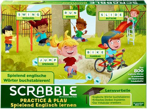 "® Spiel "" Games - Scrabble Pr..."