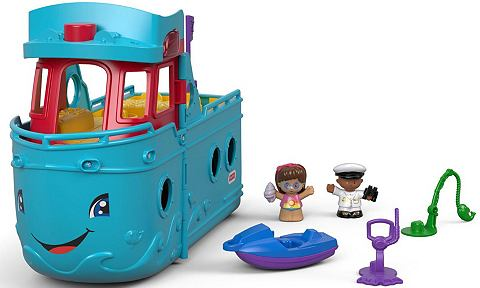 2-in-1 корабль игрушечный »Littl...