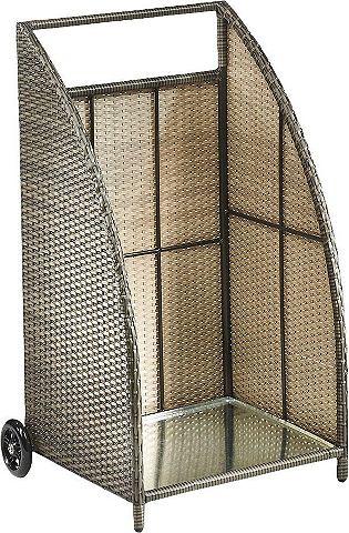 Корзина для дров 54/48/95 cm
