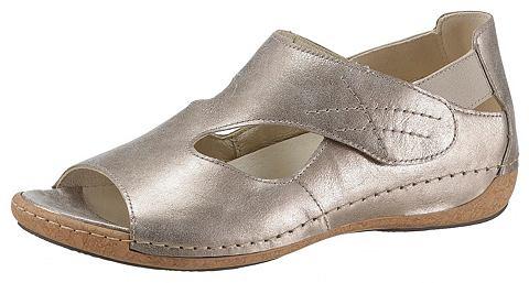 Туфли на удобной подошве сандалии