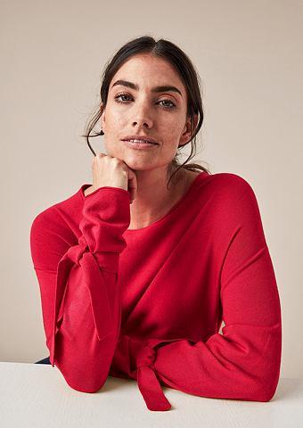 Элегантный пуловер с Schleifen-Detail