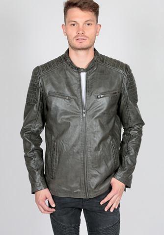 JOHN DEVIN Куртка кожаная »4051«