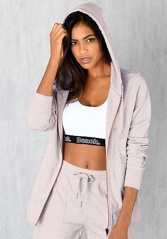 BENCH. Пуловер с капюшон и Zipper