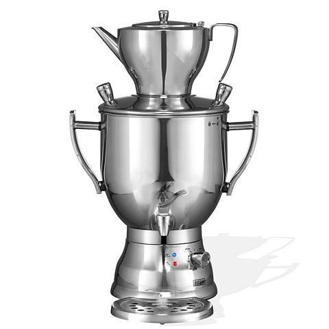 Чайник Samowar 1112SR - 6 l 6 Liter 18...