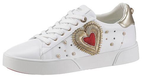 DUNE LONDON Кроссовки »Elga - love bug lace ...