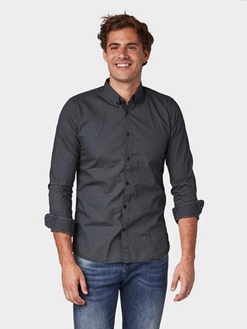 TOM TAILOR Рубашка »Gemustertes рубашка