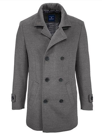 Пальто короткое в Wolloptik