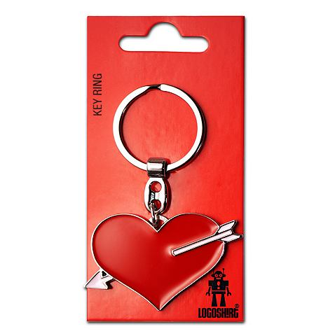 Брелок для ключей в romantischen Desig...