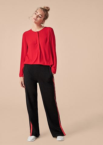 Блуза в нежный качествeнная ткань креп...