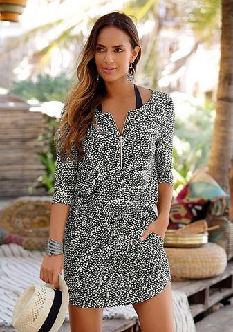 S.OLIVER RED LABEL Пляжный платье пляжное с зам...