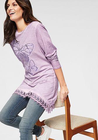 BOYSEN'S Туника-рубашка