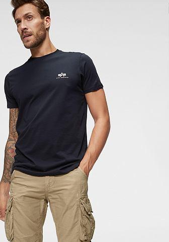 Блуза с круглым вырезом »BASIC T...
