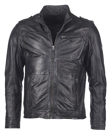 Куртка кожаная »Joffre«