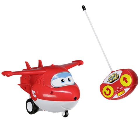 "SUPER WINGS RC-Spielzeug »JETT игрушка ""..."