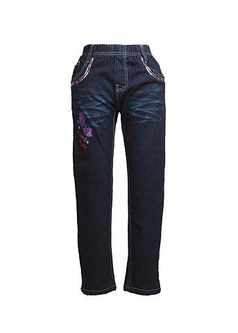 FAMILY TRENDS Термо-джинсы с шерстяная подкладка