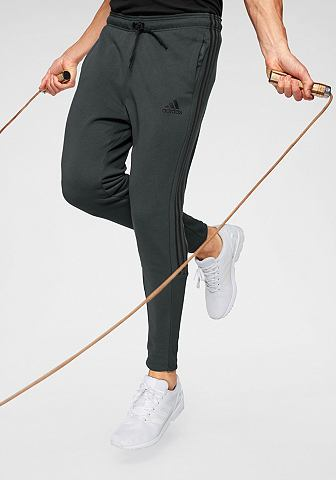 ADIDAS PERFORMANCE Брюки для бега »MH 3 STRIPES TRI...
