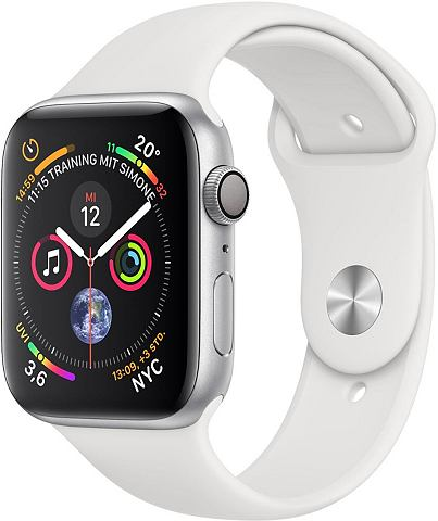 APPLE Watch Series 4 GPS Aluminiumgehäu...